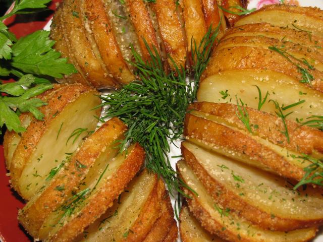 Картофель праздничный рецепты