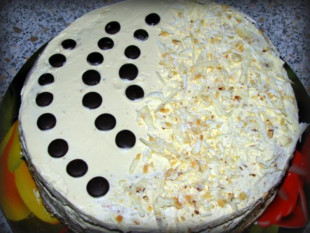 Как приготовить торт генерал рецепт с фото пошагово в домашних условиях