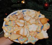Имбирное печенье - фоторецепт к Новому году и Рождеству