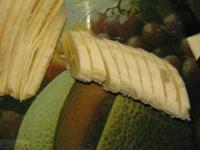 Десертные блинчики с банановым припеком