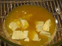 Пасха медовая с лимонными финиками