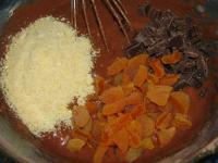 Манник шоколадный