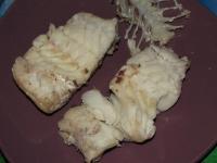 Рыба с польским соусом