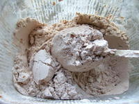 Шоколадно-творожные кракозябрики
