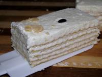 Крем для тортов из манной каши