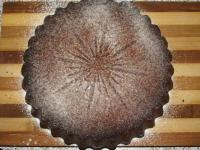 Медово-овсяный пряник с начинкой