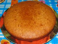 Ирисочный пирог