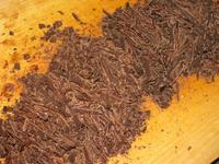 Пасха с шоколадом и черносливом