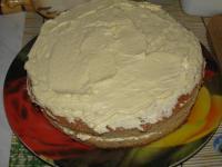 Торт с халвой