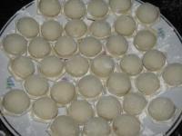 Заварное тесто для пельменей, чебуреков и т.д. Пельмени, чебуреки