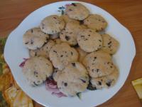 Печенье из глазированных сырков