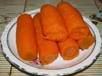 Гречневые блины с морковью