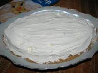 Карамельно-малиновая нирвана (торт - мороженое)