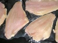 Белая рыба по-гречески