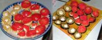 Кабачковые(баклажанные) бутербродики - фоторецепт