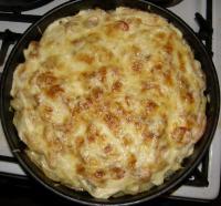 Запеканка картофельная с курицей - Фоторецепт