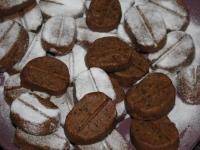 Кофейное печенье - фоторецепт