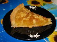 Лимонный пирог - фоторецепт