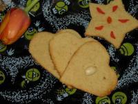 Миндальное печенье постное