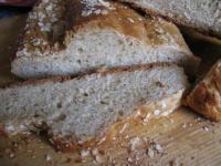 Овсяный хлеб - фоторецепт