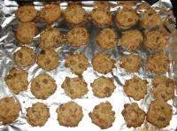Овсяное печенье - фоторецепт
