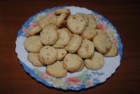 Печенье с кедровыми орешками
