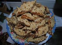 Домашнее песочное печенье с повидлом