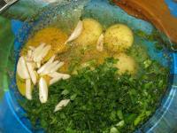 Тортилья картофельная или испанский омлет.