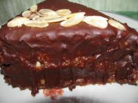 Шоколадно-сметанная глазурь