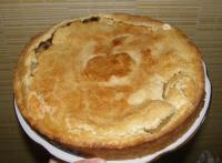 Яблочный пирог - Фоторецепт