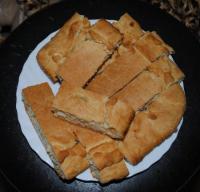Пирог с лимоном - фоторецепт