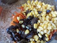 Салат из морковки по-корейски и шампиньонов
