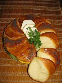 """Сербский хлеб """"погачице"""" - фоторецепт"""