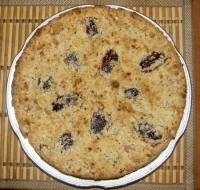 Сливовый пирог - фоторецепт