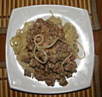 Спагетти а-ля Карбонара - фоторецепт