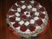 Торт на сковородке - фоторецепт