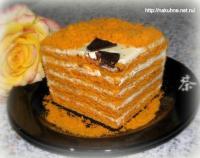 """Торт """"Сахара"""""""