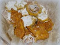 Овощное мягкое печенье