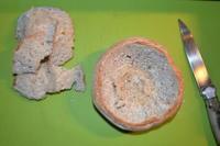Яичница в хлебце