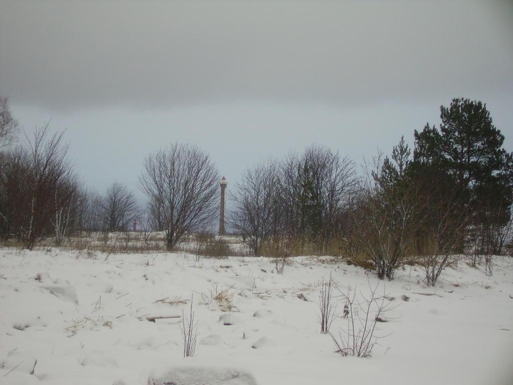 Южные форты. На острове форта Павел I.