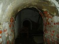 Южные форты. Катакомбы форта Милютин.