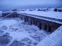 Южные форты. Форт Милютин.