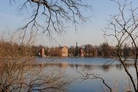 Царское село. Екатерининский парк. Конец апреля 2011