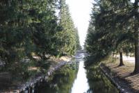 Екатерининский парк. Конец апреля 2011