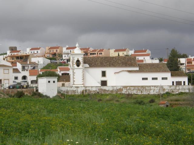 Португалия, провинция Алгарве. На пути из Лагуша в Сагреш.