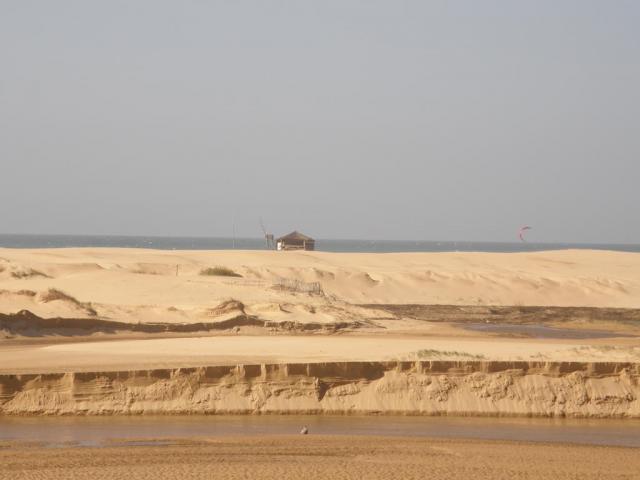 Португалия, Carrapateira, песчаные дюны