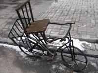 Пассаж. Велосипед.