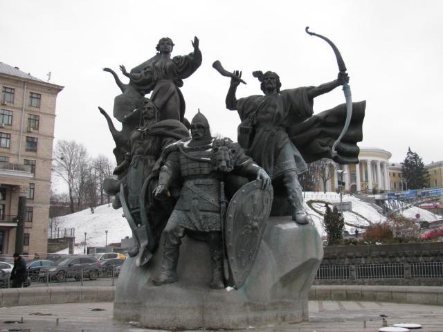 Основатели Киева