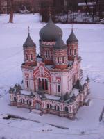 Киев в миниатюре. Владимирский собор.