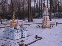 Киев в миниатюре. Лавра.